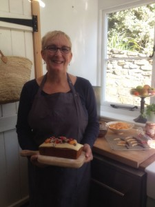 Mary Cadogan's cookery workshops